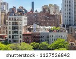 New York City   Overhead View...