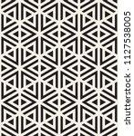vector seamless pattern. modern ... | Shutterstock .eps vector #1127538005