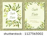 vintage illustration with... | Shutterstock .eps vector #1127565002