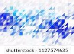 light blue vector abstract... | Shutterstock .eps vector #1127574635