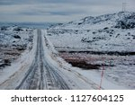 road and street next to the... | Shutterstock . vector #1127604125