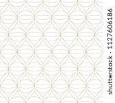 vector seamless texture. modern ...   Shutterstock .eps vector #1127606186