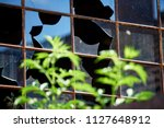 close up view from an old ... | Shutterstock . vector #1127648912