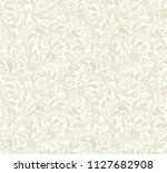 seamless light background with... | Shutterstock .eps vector #1127682908