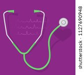 health care vector concept.... | Shutterstock .eps vector #1127690948