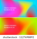 abstract design of colourful...   Shutterstock .eps vector #1127698892