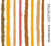 paint line seamless pattern.... | Shutterstock .eps vector #1127747762