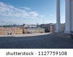 helsinki  finland   25 6 2018 ... | Shutterstock . vector #1127759108