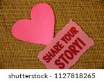conceptual hand writing showing ...   Shutterstock . vector #1127818265