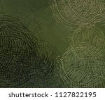 abstract painting on canvas.... | Shutterstock . vector #1127822195