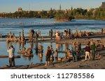 ottawa  canada   august 18 ... | Shutterstock . vector #112785586