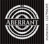 aberrant silvery shiny emblem   Shutterstock .eps vector #1127906345