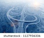 in china's jiangsu  a large... | Shutterstock . vector #1127936336
