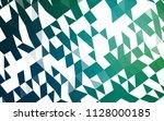 dark blue  green vector blurry...   Shutterstock .eps vector #1128000185