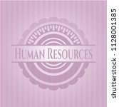 human resources retro style...   Shutterstock .eps vector #1128001385