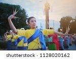 chiang mai  thailand   26... | Shutterstock . vector #1128020162
