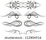 decorative designs. | Shutterstock .eps vector #112804516