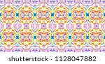 colorful seamless pattern for... | Shutterstock . vector #1128047882
