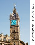 Clock Tower In Merchant City O...