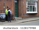 jul 5 2018 salisbury uk a...   Shutterstock . vector #1128175988