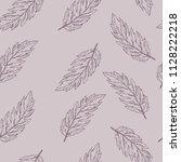 pastel vector seamless pattern... | Shutterstock .eps vector #1128222218