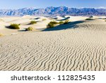 Stovepipe Wells Sand Dunes ...