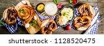 Oktoberfest Food Menu  Bavaria...