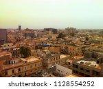 Aerial view from tripoli  libya.