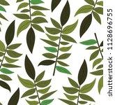 leafs plant ecology pattern