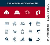modern  simple vector icon set... | Shutterstock .eps vector #1128714602