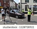 salisbury  uk   july 6  2018 ... | Shutterstock . vector #1128728522