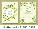 vintage illustration with... | Shutterstock .eps vector #1128810518