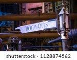 leavesden  london  uk  ... | Shutterstock . vector #1128874562