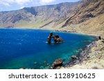 roque bonanza  east coast of el ...   Shutterstock . vector #1128910625