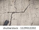 texture repetition of elements...   Shutterstock . vector #1129012202