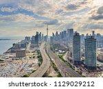 Aerial View Of Toronto City...