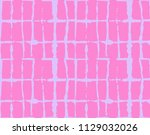 baby pink  blue  turquoise... | Shutterstock .eps vector #1129032026