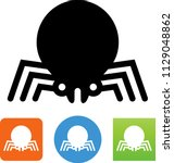 tick insect icon | Shutterstock .eps vector #1129048862