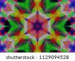creative decorative background. ... | Shutterstock . vector #1129094528