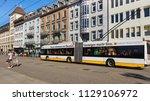 schaffhausen  switzerland  ... | Shutterstock . vector #1129106972