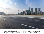 panoramic skyline and modern... | Shutterstock . vector #1129339595