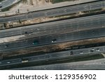 top view  aerial photos ... | Shutterstock . vector #1129356902