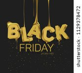 """the word """"black friday"""" in the... 