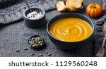 Pumpkin  Carrot Cream Soup....