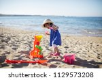 tullagh bay of clonmany  county ... | Shutterstock . vector #1129573208