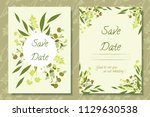 vintage illustration with... | Shutterstock .eps vector #1129630538