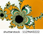 Pretty Colorful Fractal In...