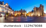 panoramic view of sint... | Shutterstock . vector #1129678088