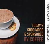 inspirational motivational... | Shutterstock . vector #1129714208