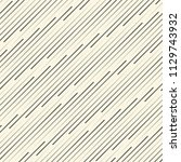 seamless halftone design.... | Shutterstock .eps vector #1129743932